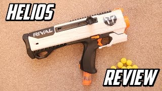 Nerf Rival Phantom Corps Helios XVIII-700 Unboxing, Review & Range Test