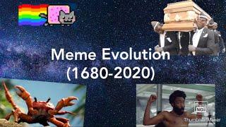 Music Of Memes Evolution (16802020)