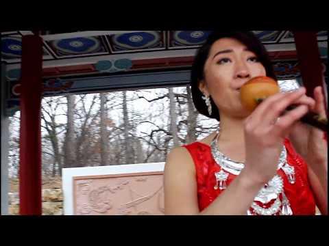 Fa Ru Xue (Hair Like Snow) - Hulusi Cover By Hillary Lor