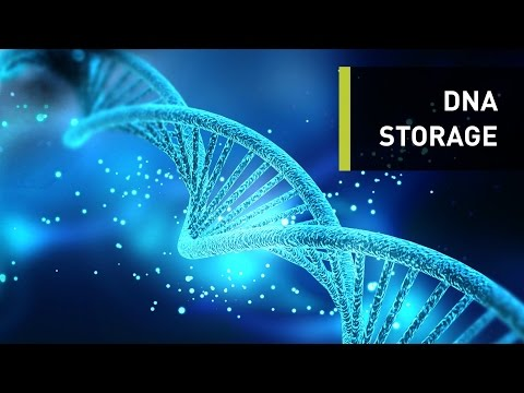 DNA Storage Is Coming, And It's Going To Revolutionize The Way We Share Data