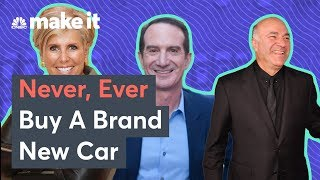 Experts Agree: Don't Buy A New Car