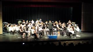 Merced & mariposa county jr Honor Band 2014
