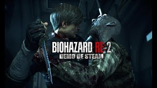 Resident evil 2: Remake Demo Pc Y Resident Evil: The Darkside Chronicles - Gameplay Español