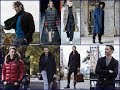 Latest Men's Fashion LookBook Ideas for Winter \ Outfit Inspiration 2018