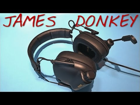 James Donkey 008 _(Z Reviews)_ ................... oof