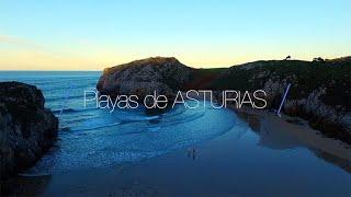 Playas de Asturias © Objetivo Drone