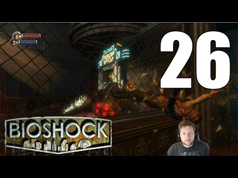 BioShock Remastered - Let's Play Part 26: Proving Grounds