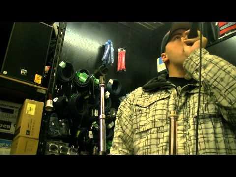 KILLA BEATZ INTERTAINING STEVES MUSIC STORE TORONTO