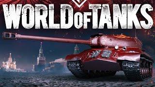 World of Tanks - ОБЗОР НОВЫХ КРУТЫХ ТАНКОВ