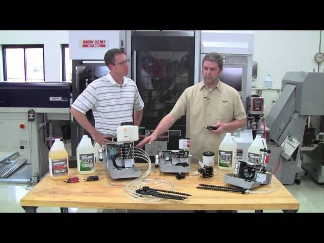 Unist MQL Minute #1: Unist MQL Spray Systems
