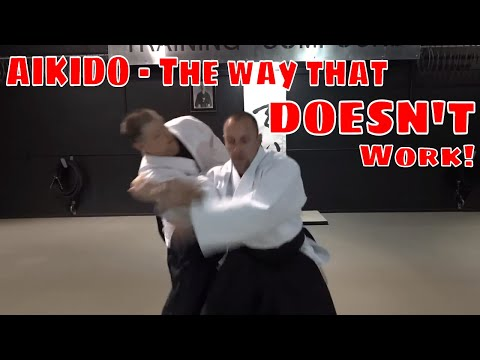 AIKIDO - The way that doesn't work! - The Series