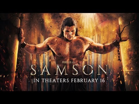 Samson - Official Trailer (2018)