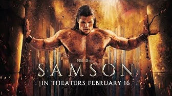Samson - Official Trailer (2018)