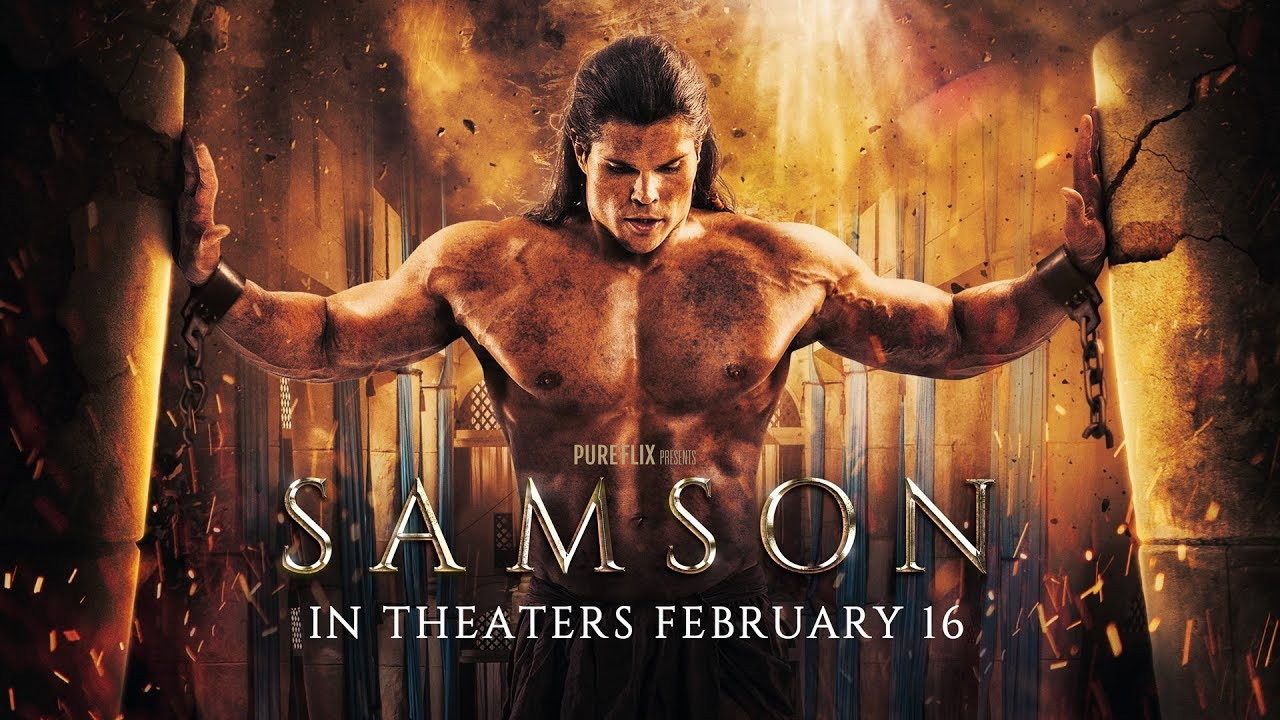 samson official trailer 2018 youtube