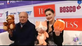 Анастасия Гулякова победительница финала Кубка России 2020 Произвольная программа