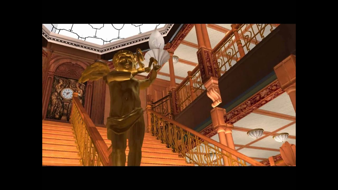 titanic grand staircase vi - photo #28