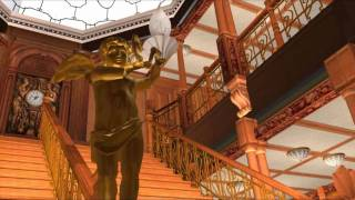 SIMS 2 TITANIC - Grand Staircase - HD