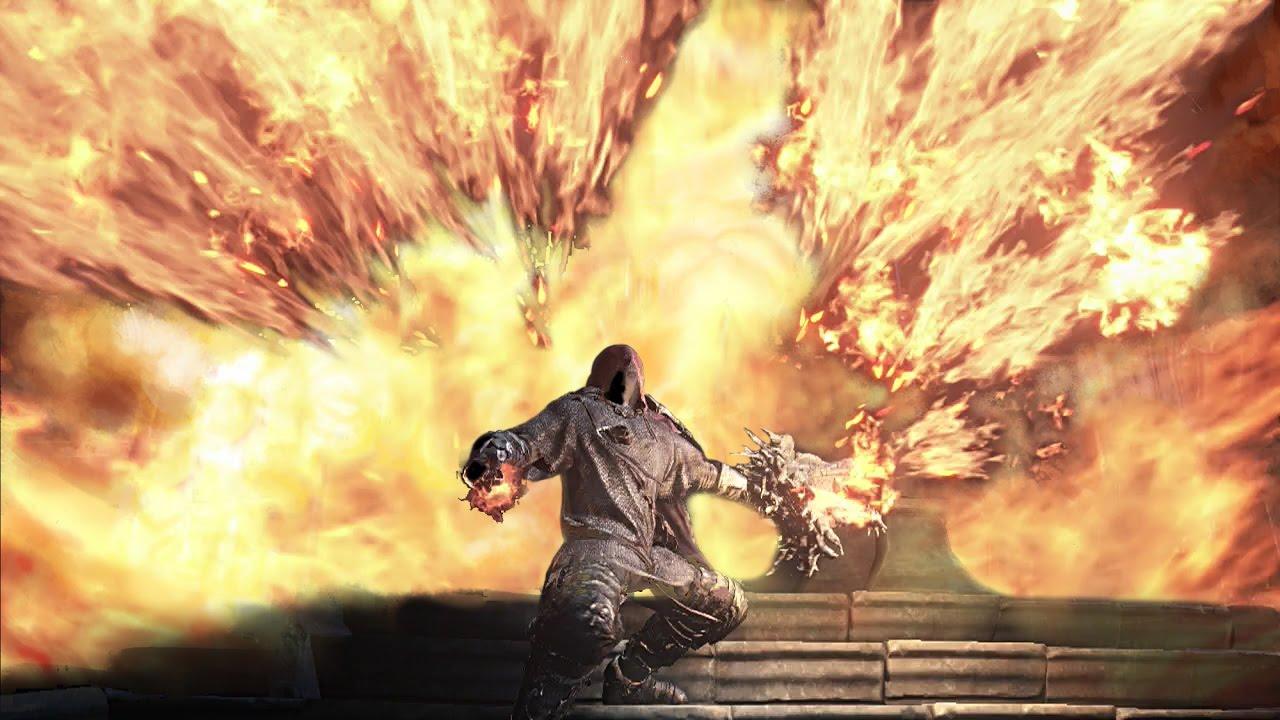 Dark Souls  Onyx Blade Pyromancer Build