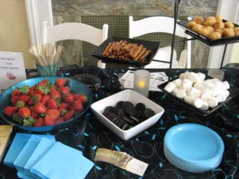 Chocolate Fountains Ideas By The Chocolate Chick1.wmv