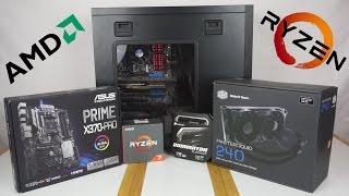 Upgrading my Main PC to AMD Ryzen