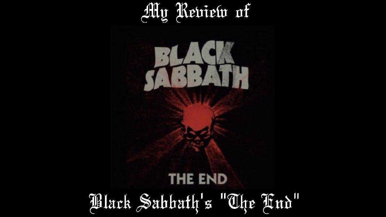 The End Black Sabbath : black sabbath the end ep review youtube ~ Russianpoet.info Haus und Dekorationen