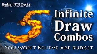 5 Infinite draw combos you won