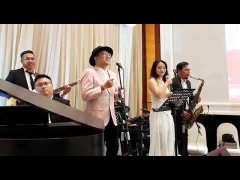 Gila Suaranya Merdu banget!!! Musik Jazz Indonesia