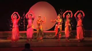 Krishna Tandav : Excerpt from dance ballet performed by Archika - 2012