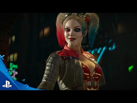 Thumbnail: Injustice 2 – Harley and Deadshot Trailer | PS4