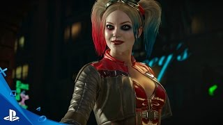 Injustice 2 – Harley and Deadshot Trailer | PS4
