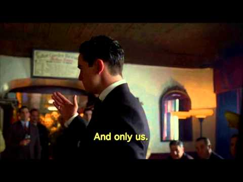 "Lucky Luciano ""To us, and only us."" Boardwalk Empire"
