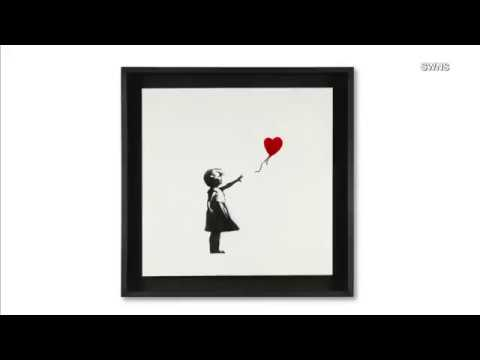Limited Edition Banksy Expected to Sell for Around $276K at Auction
