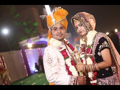 Rajputi Folk Song Wedding Highlight || Gehlot Family || Nidhi  & Paras