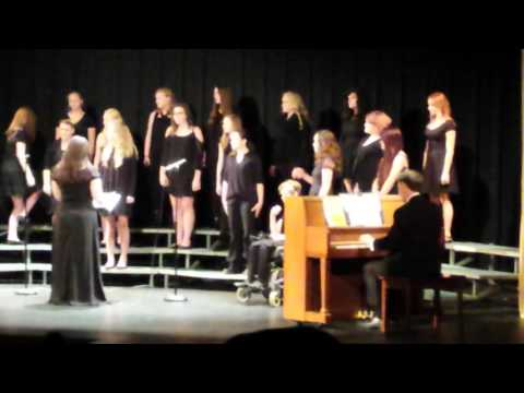reeds spring middle school select choir