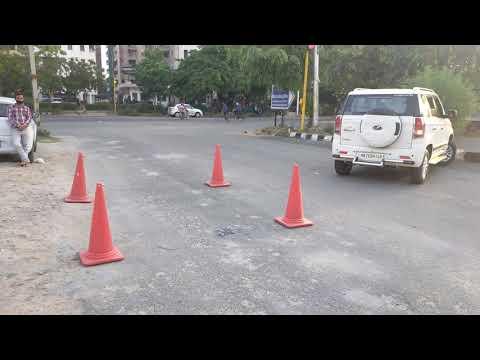 dwarka-driving-school-sector-10-car-parking-lgna-shikhe-10-minutes-mai-bs-100%