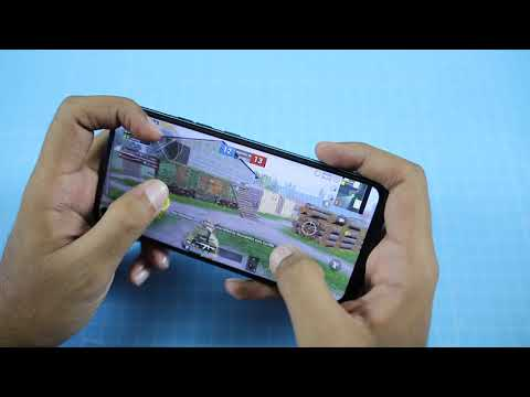 Tecno Camon 12 Air PUBG Gaming Test With Graphic Settings | Mediatek P22 With 4GB RAM