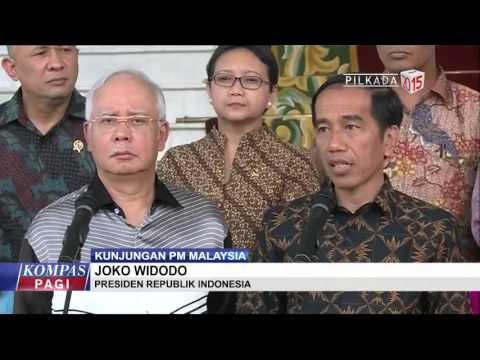Najib Razak Kunjungi