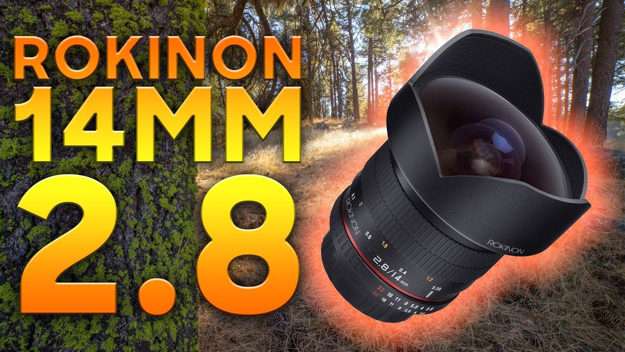 ROKINON 14MM REVIEW: BEST WIDE ANGLE ON A BUDGET?