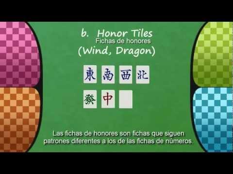 Cómo jugar al Mahjong Japonés [Subtitulado-Español] - 1/4