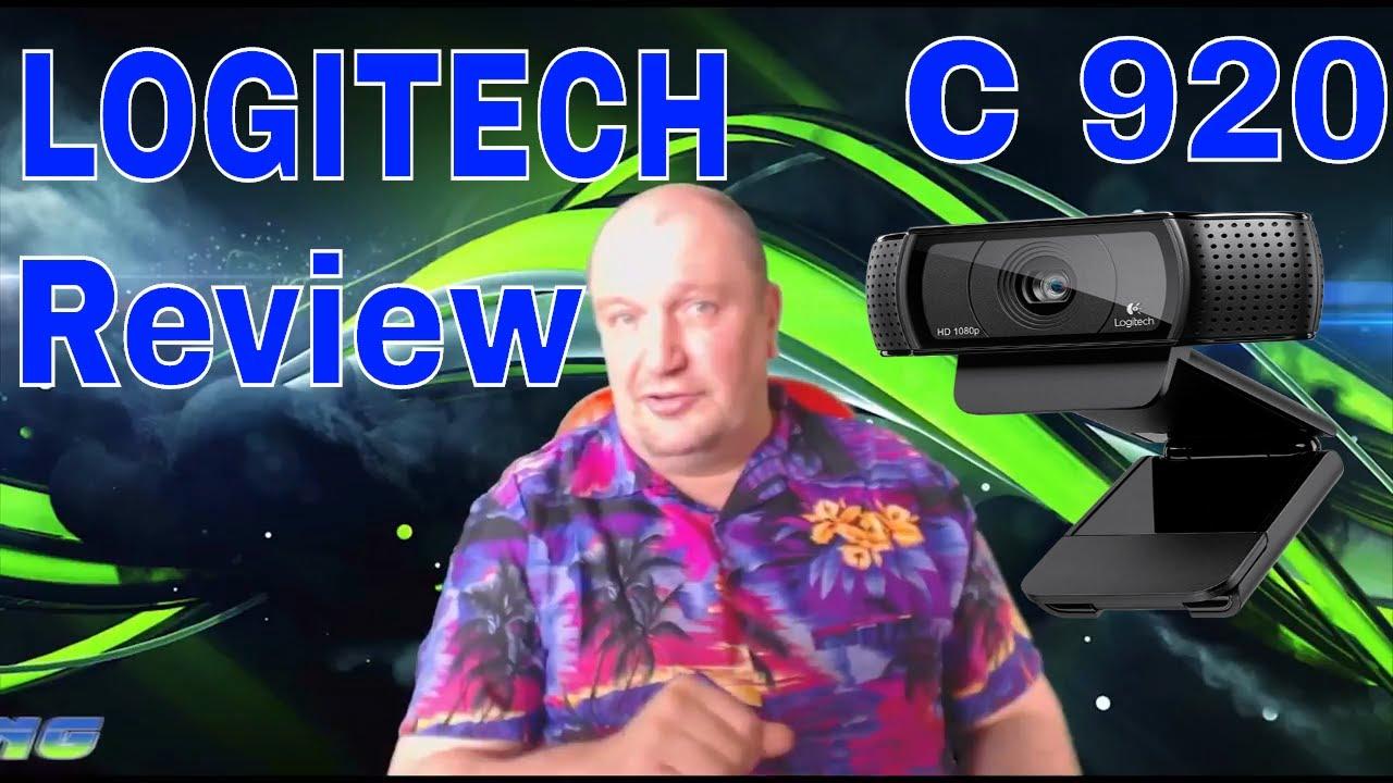LOGITECH C920 Review  Extended cut