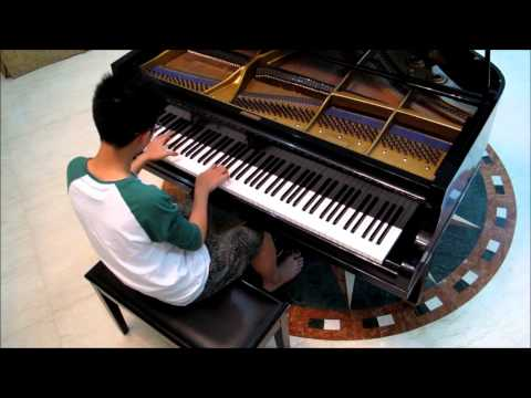 Topeng - Peterpan (Piano Cover by James Alexander)