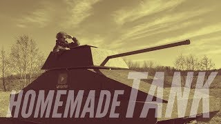 HOMEMADE TANK (ENGLISH SUBTITLES)
