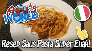 Download Lagu Ayu's World Vlog #97 Resep Saus Lamb Ragout untuk Pasta mp3