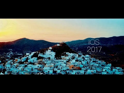 TWO WEEKS IN PARADISE // IOS, GREECE 2017