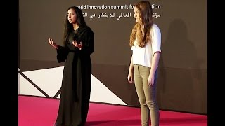 Girl Up: Empowerment Through Education - S. Hesterman & M. Al-Suwaidi  [Spotlight WISE 2014]