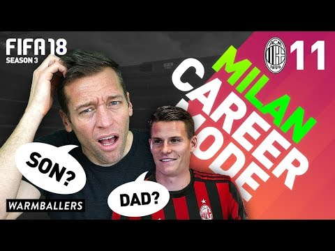 HOW DO YOU LIKE ME NOW?? - AC Milan Career Mode Ep. #11 (FIFA 18)