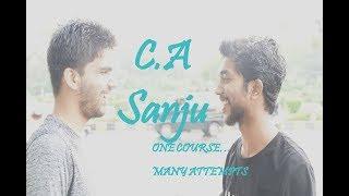 C.A.SANJU | OFFICIAL TRAILER || Sanju Trailer Spoof || (Earphone recommended)