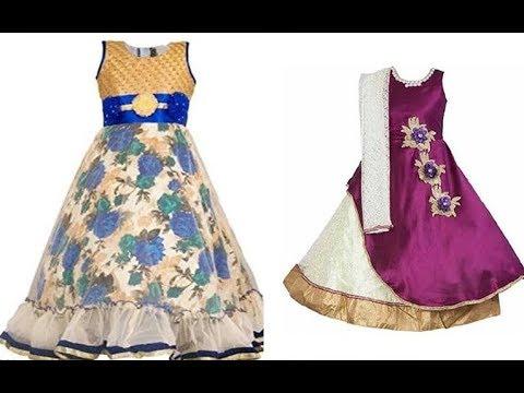 a1be1b2a2c76 Girls Party Wear Festival Wear Frocks Models
