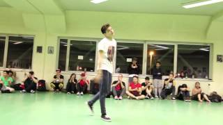 Ian Eastwood @Vienna Dance Center 2