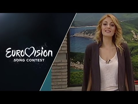 Maria Elena Kyriakou (Greece): 'My song is special because I sing it with my soul''